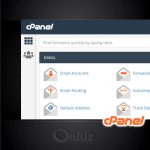 Create email account with cPanel easily
