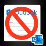 How to disable Simplified Account Creation in Outlook version 2016 or higher?
