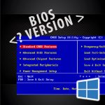 How to check BIOS version of computer?